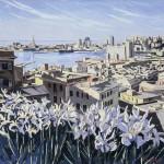 Iris sulla città